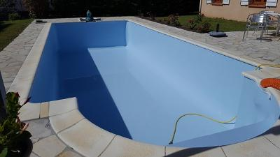Changement liner piscine Toulouse