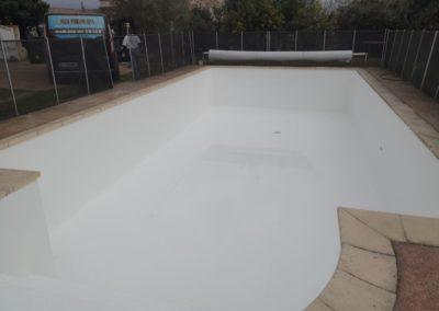 remplacement liner piscine