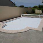 couverture piscine motorisée