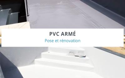 Revêtement piscine PVC armé: pose et rénovation