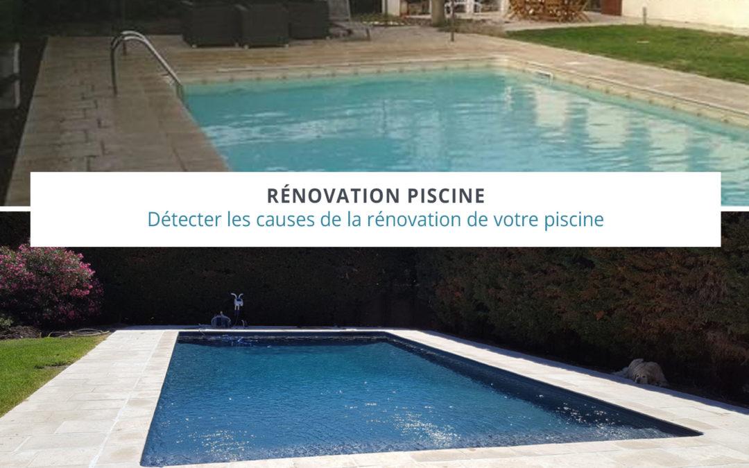 Rénovation piscine : pourquoi et quand ?
